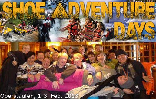 2. SHOE Adventure Days